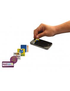 14-24100 Cep telefonu ve Tablet Temizleme Silikonu