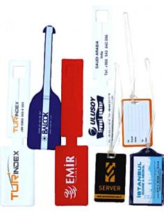 Promosyon Bavul Etiketi