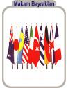 Promosyon Makam Bayrağı