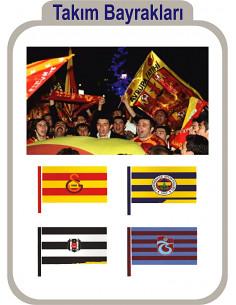 Promosyon Taraftar Bayrağı
