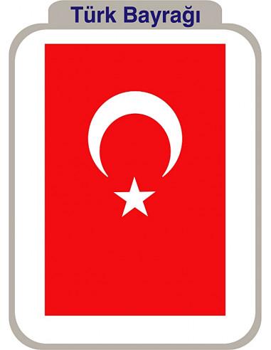Promosyon Türk Bayrağı