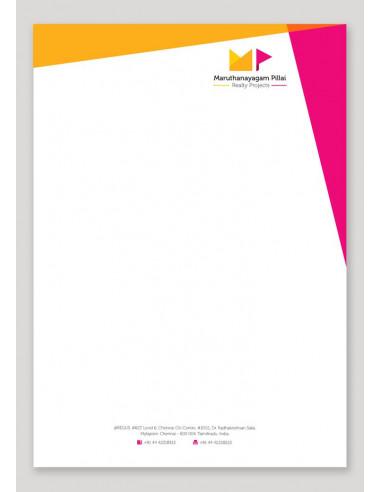 Promosyon Antetli Kağıt