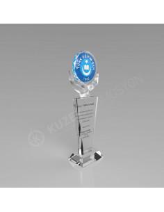 Promosyon KZY-134A Ödül Kristal Plaket