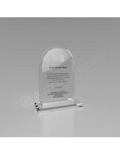 Promosyon KZY-103 Kristal Plaket