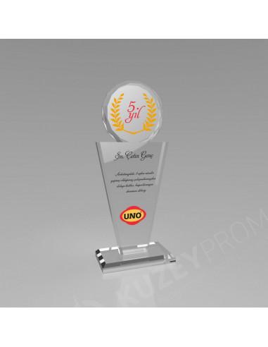 Promosyon KZY-310C Kristal Plaket